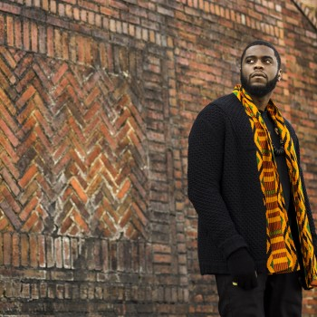 Big K.R.I.T.'s new album, Cadillactica, comes out Nov. 11