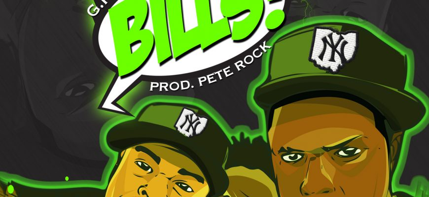 Bills artwork