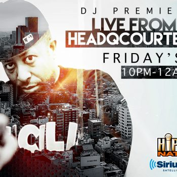 DJ PREMIER (LIVE FROM HEADQCOURTERZ NEW FLYER 2016)