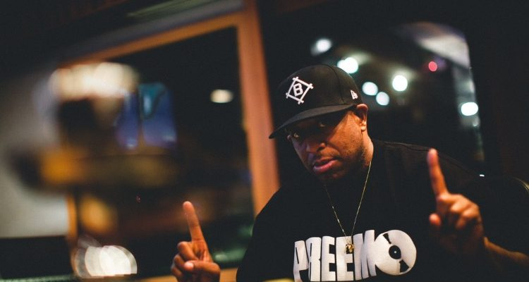 DJ Premier Press Photo