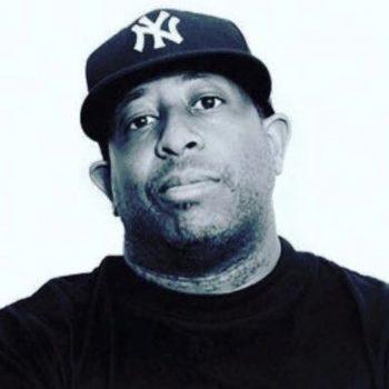 DJ Premier Pic (NYY Cap)