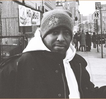 DJ Premier Pic (Army, Hoodie, GS Scully