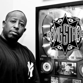 DJ PREMIER at D & D Studios