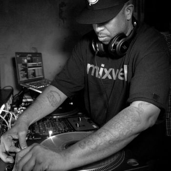 DJ Premier Pic (Paris, France