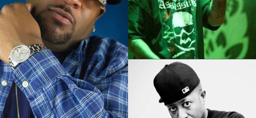 Trick Trick, B-Real, DJ Premier