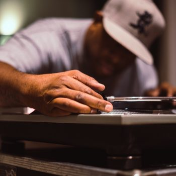 DJ Premier Pic (Jan 1, 2018) By Marc Cortes