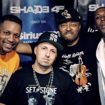 LFHQ PIC- SEPT. 10, 2019 (Boogie BLind, Termanology, Panchi, Dame Grease)