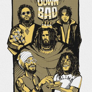 dreamville-down-bad-flyer