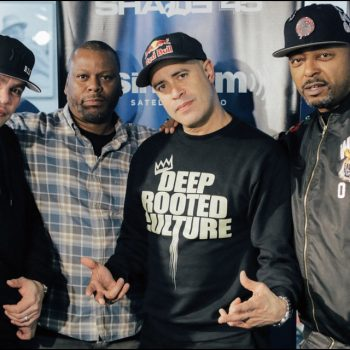LFHQ PIC 3.3.2020 DJ Finesse, KC, Crazy Legs & Panchi)