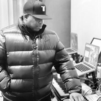 DJ Premier Pic In Drake Nocta Jacket (By Ian Schwartzman)