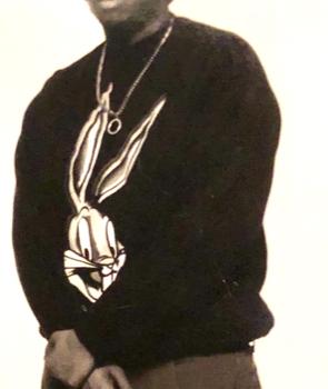 DJ Premier--Bugs Bunny Pic