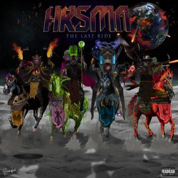 HRSMN- The Last Ride Digital Cover Art