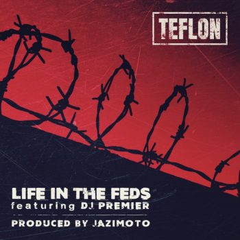 Tef ARTWORK by DJ CONCEPT--Life In The FEDS