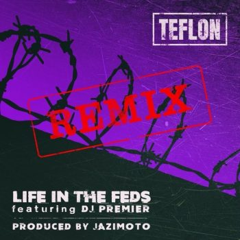 Life In The Feds (REMIX) Artwork