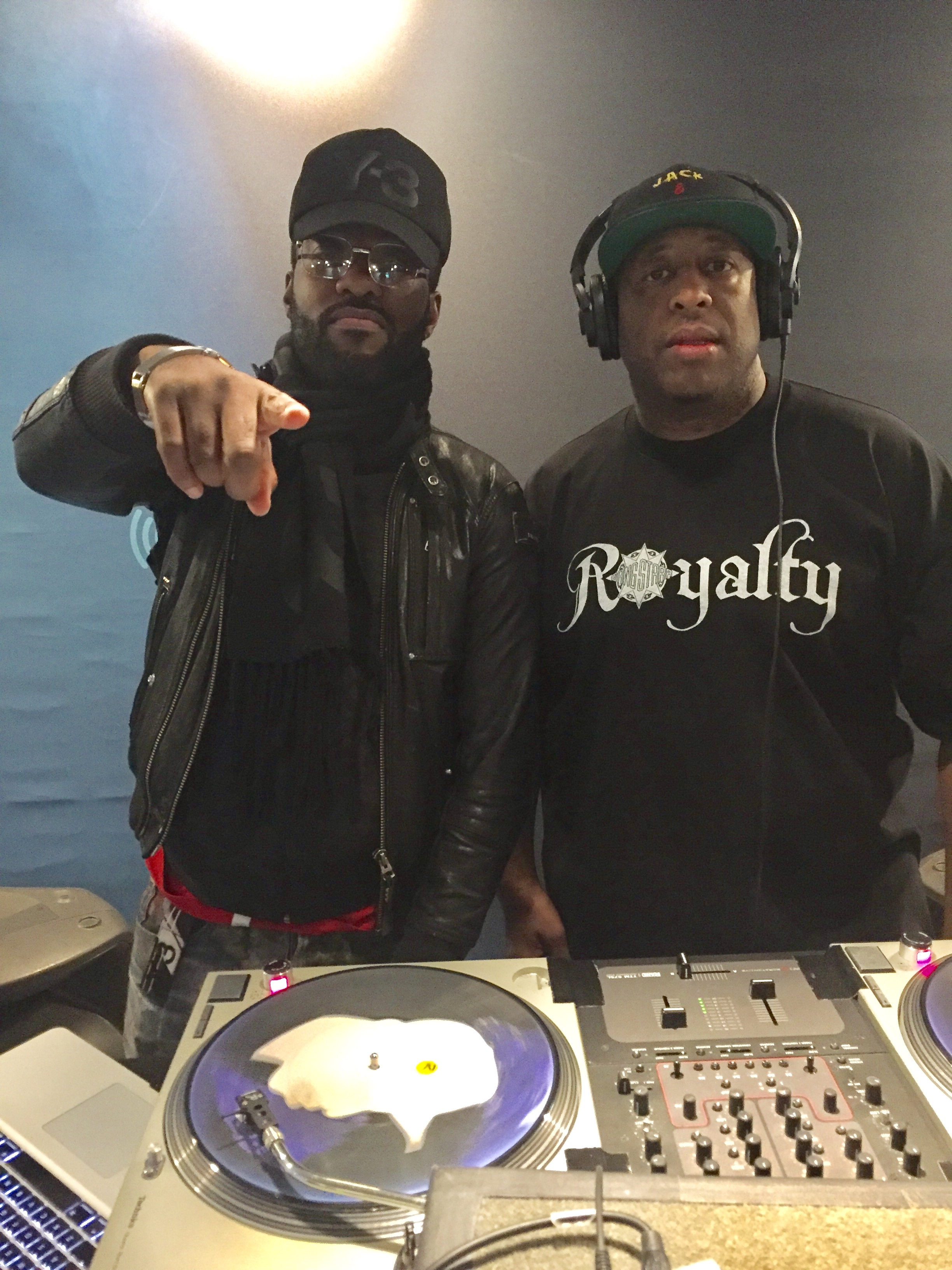 DJ PREMIER - LIVE FROM HEADQCOURTERZ RADIO SHOW FOR MARCH
