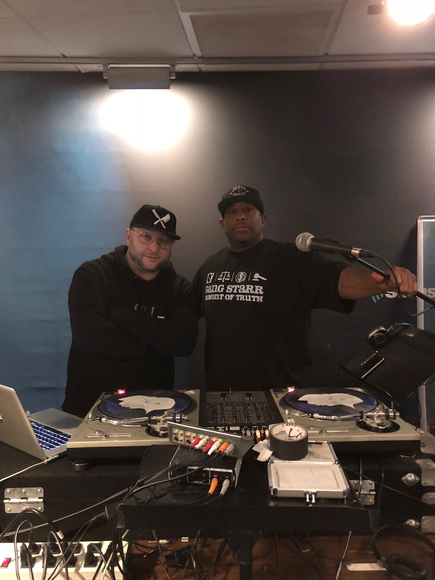 DJ PREMIER - LIVE FROM HEADQCOURTERZ RADIO SHOW PLAYLISTS