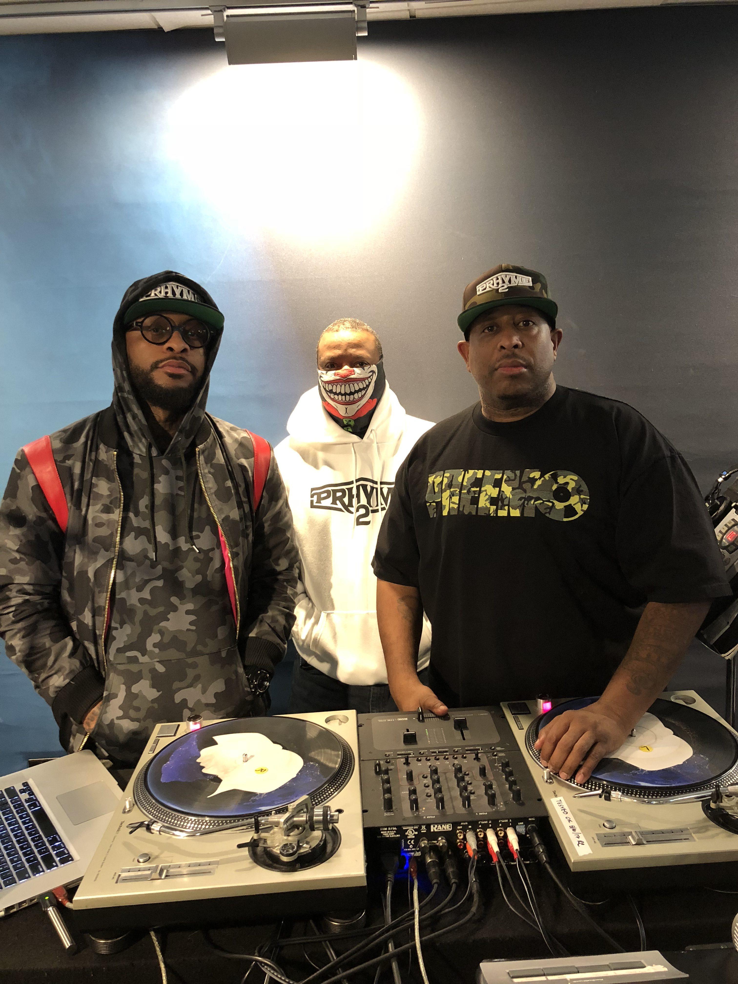 DJ Premier Blog » Blog Archive » Sirius XM/Hip Hop Nation